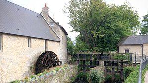 France 2017 water wheel