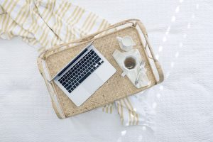 resources image with laptop and tray