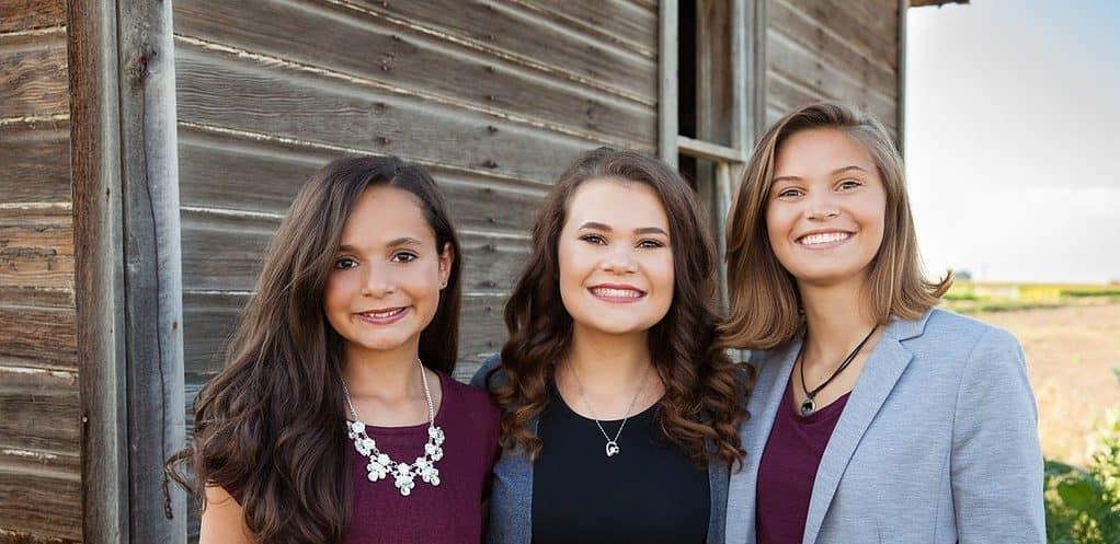 Am I Good Enough Three girls in Colorado