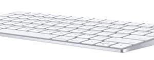 Apple Magic Keyboard Silver