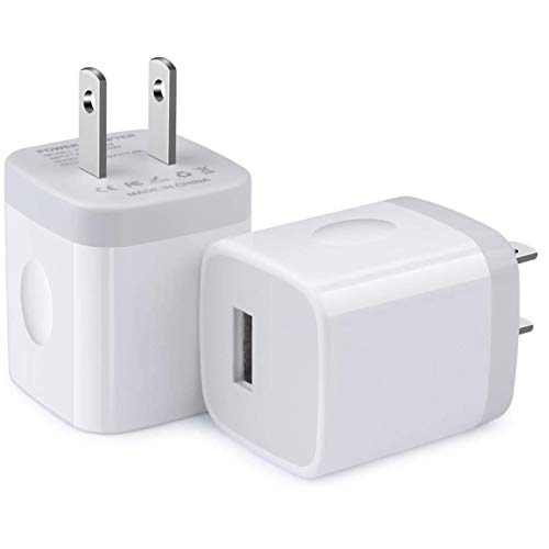 One Port Wall Chargers small cube