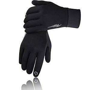 Winter Gloves Men Women Touchscreen