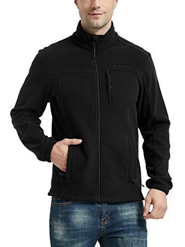 Full-Zip Fleece Jacket Men
