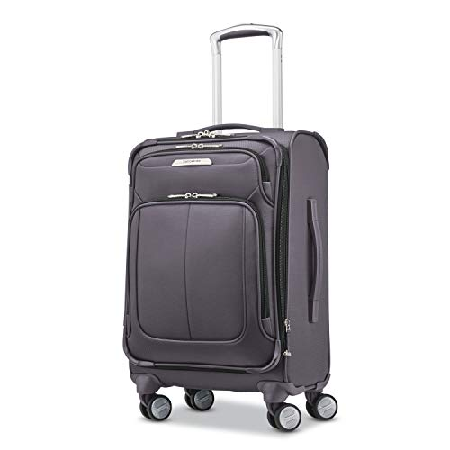 Samsonite Solyte DLX Softside Expandable carry-on Luggage with Spinner Wheels