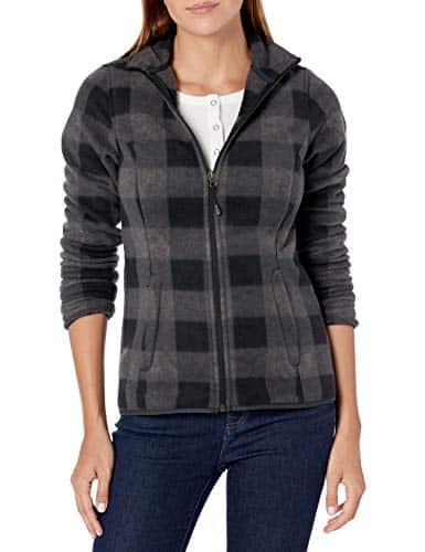Full-Zip Fleece Jacket Women