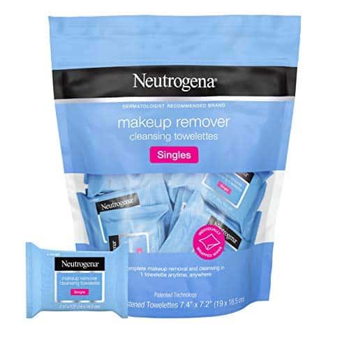 Neutrogena Makeup Remover Wipe Singles