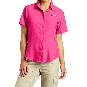 Columbia Women's Tamiama Travel Shirt