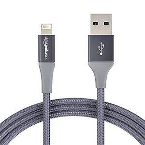 Amazon Basics Lightning to USB Charging Cables