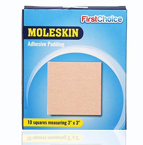 Cut to size moleskin patches