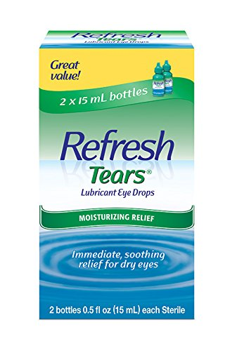 Refresh Tears Lubricant Eye Drops