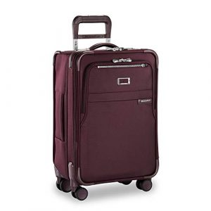Briggs & Riley Softside Wheeled Luggage 22″ Carry-on