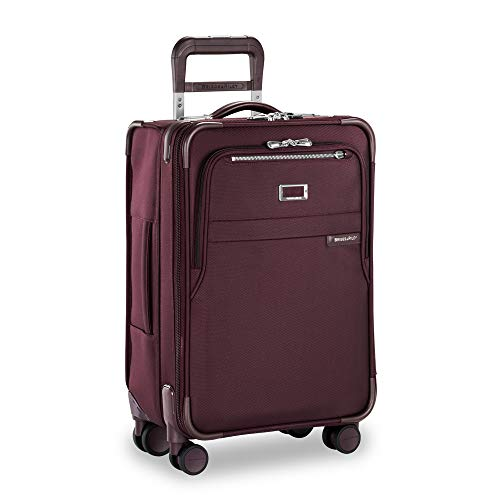Briggs and Riley suitcase for a frequent traveler