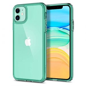 Spigen iPhone 11 Case Green Crystal