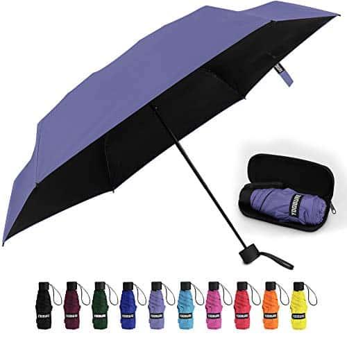 Mini Umbrella with Case