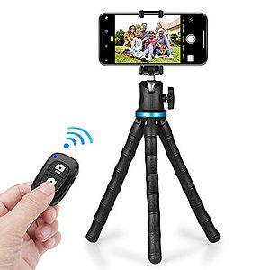 Phone Tripod Flexible