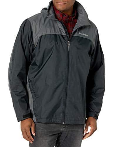 Columbia Men's Glennaker Lake Front Rain Jacket