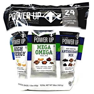 Power Up Trail Mix Variety Pack