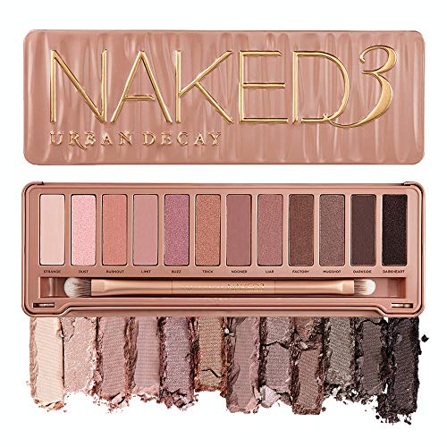 Urban Decay Naked3 Rosy Eyeshadow Palette