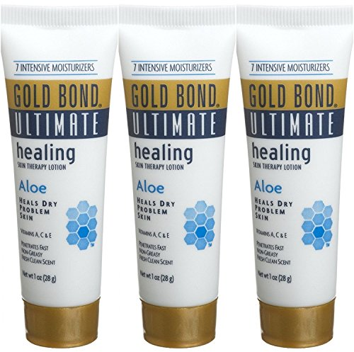 Gold Bond Ultimate Healing Skin Therapy Lotion Travel Size