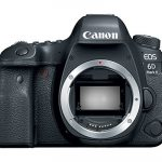 Canon EOS 6D Mark II Camera Body Wi-Fi Enabled