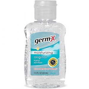 Germ-X Travel Size Hand Sanitize