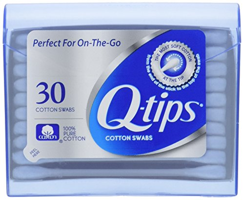 On the go Q-tips pack