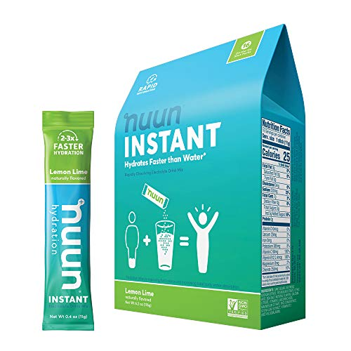 Nuun Electrolyte Powder Packets for Rapid Hydration