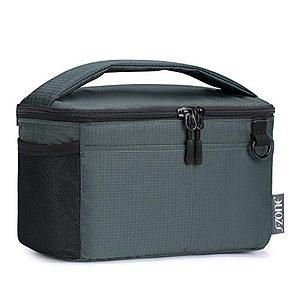 Water Resistant Camera Insert Bag