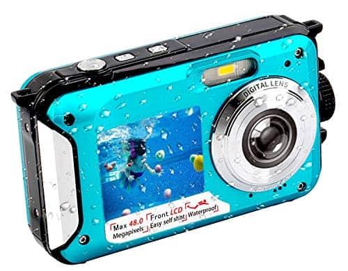 Underwater Digital Camera