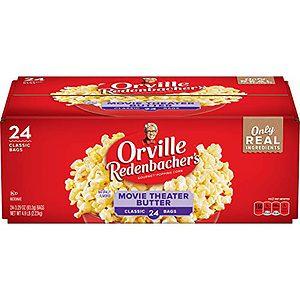 Microwave Popcorn Butter