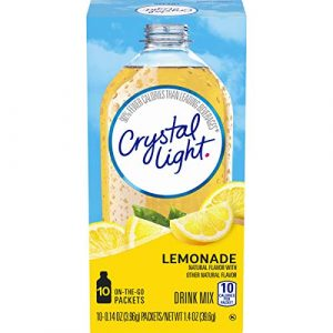 Crystal Lite On-the-Go Packets