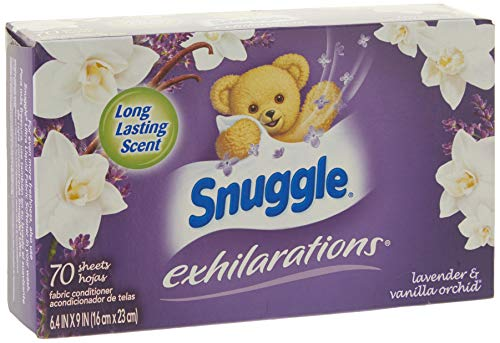 Dryer Sheets Snuggle Fabric