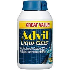 Advil Liquid Gels