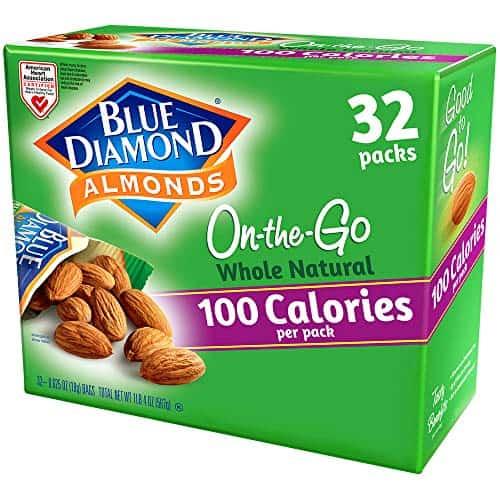 Blue Diamond Almonds On The Go Bags