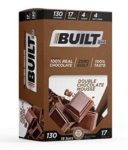 Built bars power bars