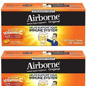 Airborne Effervescent Tabs