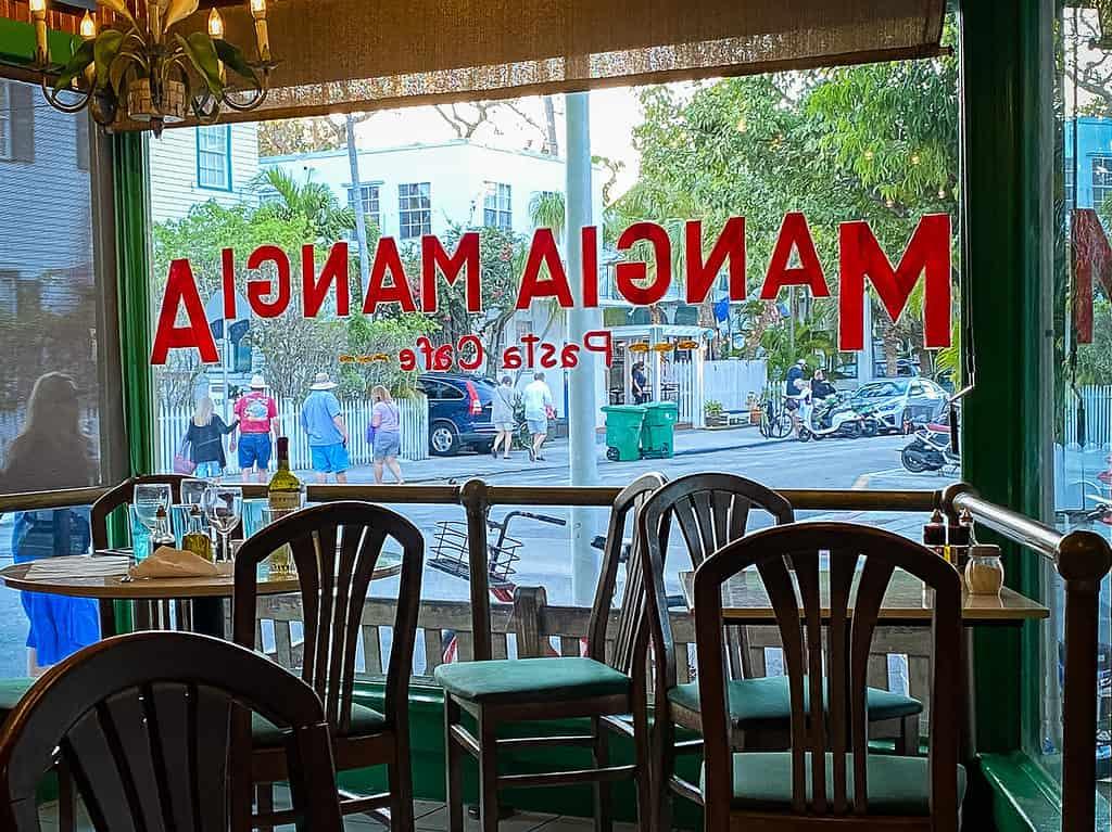 Restaurant in Key West