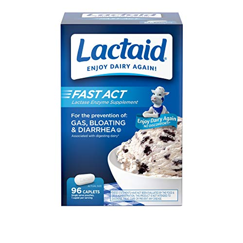 Lactaid pills for lactos intolerance