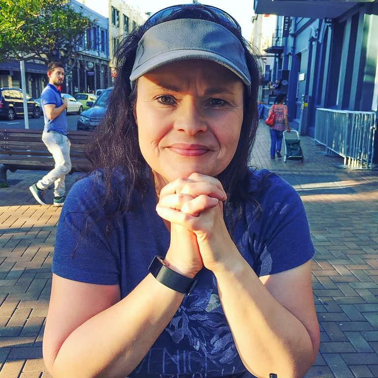 Jolayne in New Zealand