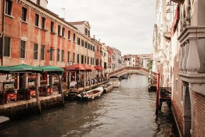 Venice Italy canals and super easy ways to save money