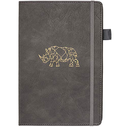 Lay Flat Lined Travel Journal