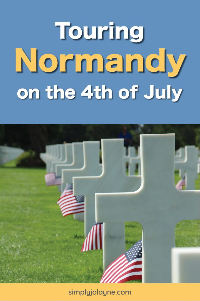 Normandy on the 4th of July