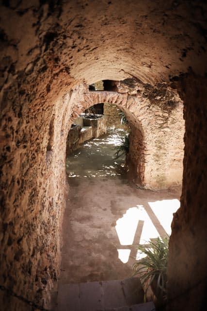 underground tunnels in fresno