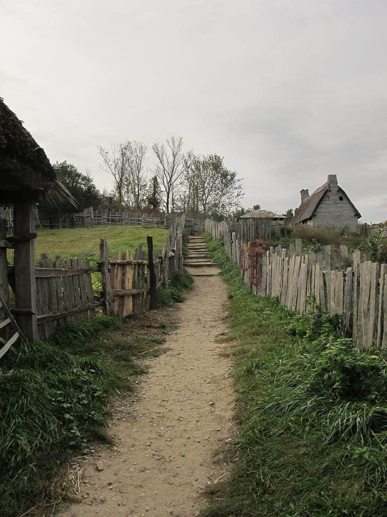 Plimoth Plantation outside Boston