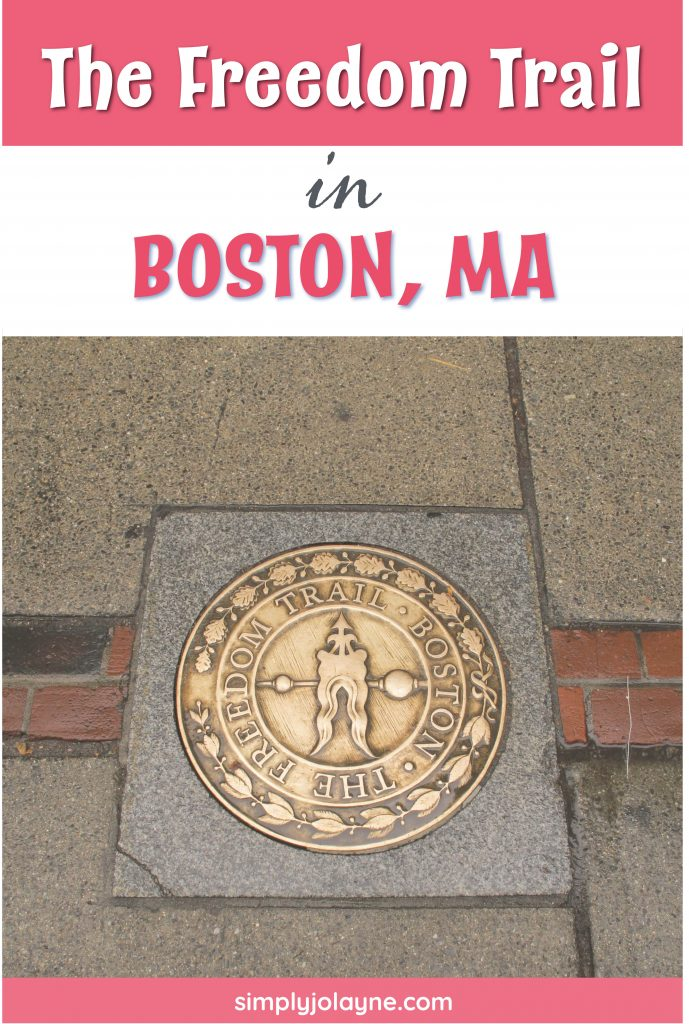 Things to do in Boston along the Freedom Trail