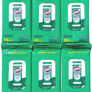 clorox cleaning wipes for travel