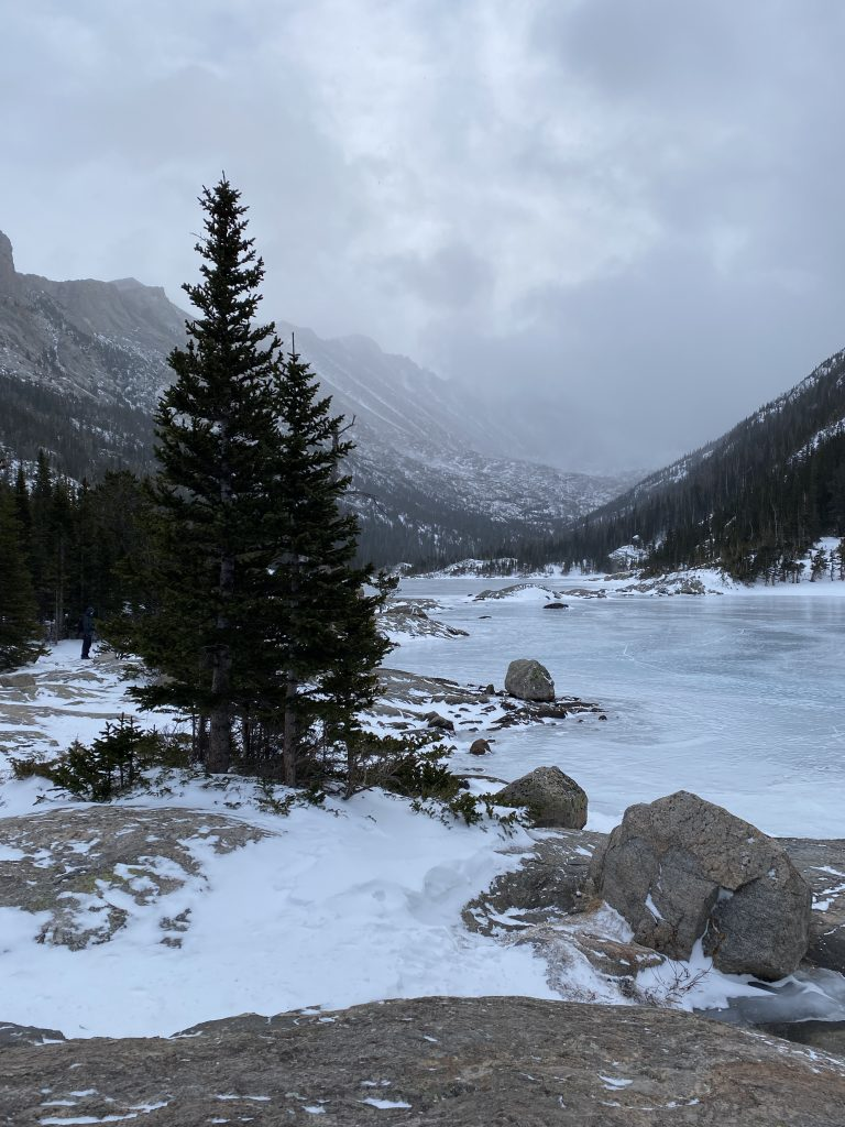 Mills Lake is one of the beautiful lakes in the world