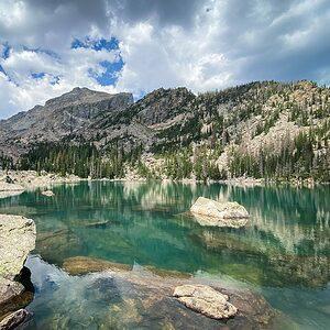Beautiful Lakes Haiyaha