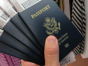 Use LastPass to store travel documents securely