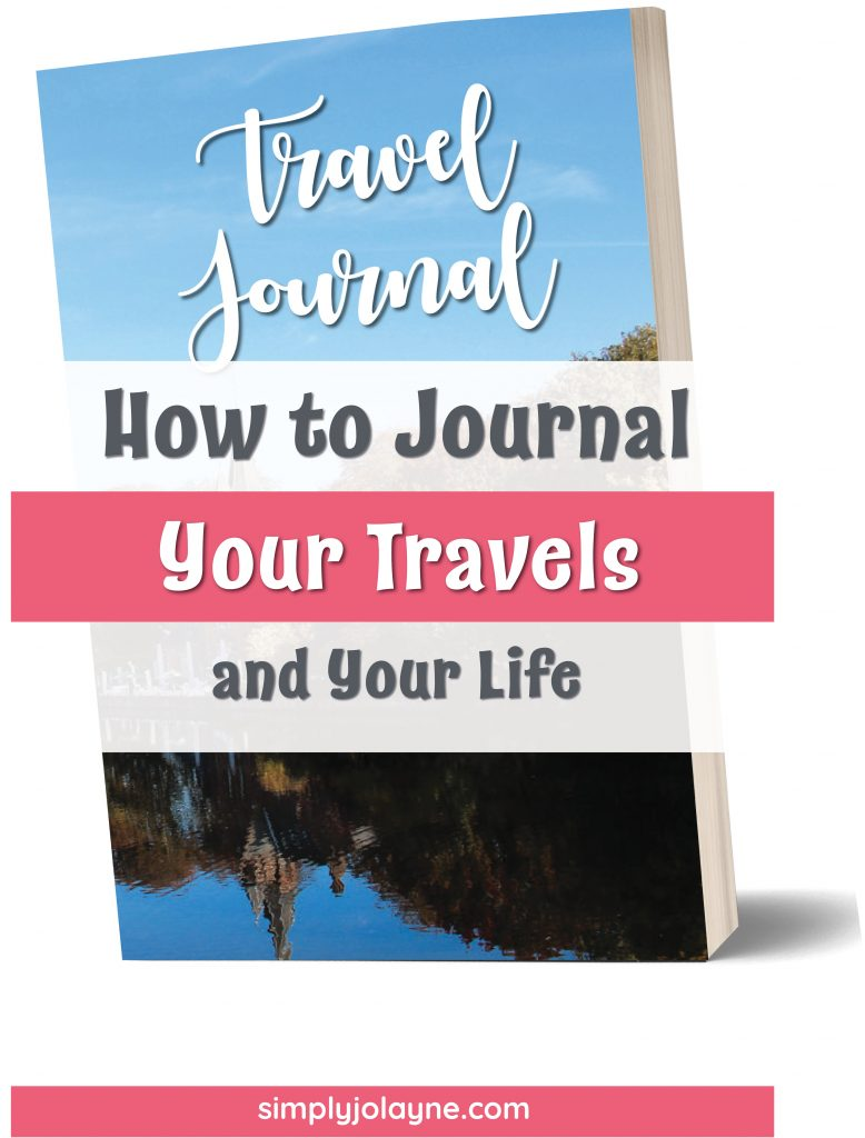 Journal your travels and your life